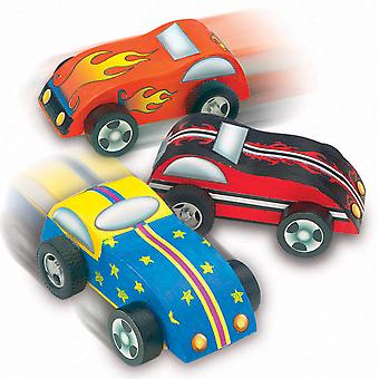 Fast Car Race Cars Kit 1165