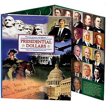 Presidential Dollar Folder 2007 2016 Lcf56