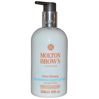 Molton Brown Nourishing Body Lotion 300ml Suma Ginseng