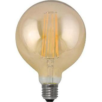 LED (monochrome) Segula 230 V E27 6 W = 54 W Gold EEC: A++ Globe (Ø x L) 125 mm x 175 mm Filament 1 pc(s)