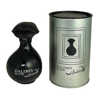 Dalimix Black for Women by Salvador Dali 3.3 oz EDT Spray