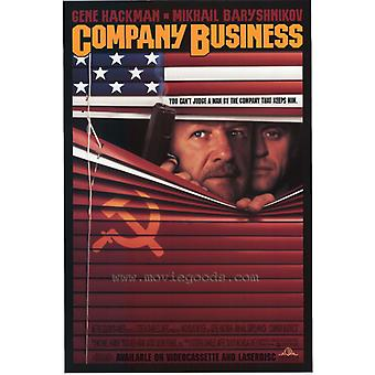 Firma Business Movie Poster (11 x 17)