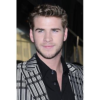 Liam Hemsworth At Arrivals For The Hunger Games Canadian Premiere Scotiabank Theatre Toronto On March 19 2012 Photo By Nicole SpringerEverett Collection Photo Print