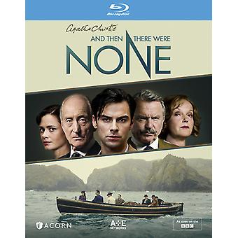& Then There Were None [Blu-ray] USA import
