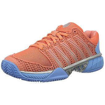 K-Swiss style Court express HB ladies coral/blue