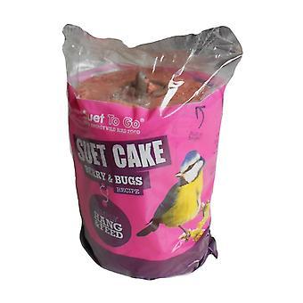 Oksetalg gå kage med bær 350g (Pack af 8)