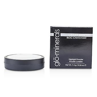 GloMinerals GloShimmer Brick (Highlight Powder) - Gleam 7.4g/0.26oz