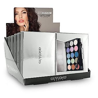 Guylond Caso 15 Silver Shadow (Donna , Make up , Palette di trucco , Occhi , Ombretti)