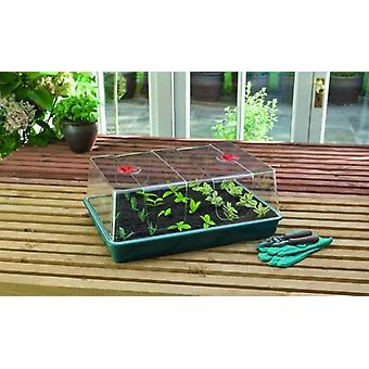 XL High Dome Propagator Home Planting Gardening