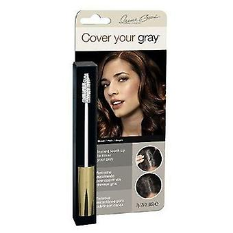 Cover Your Gray Brush-In Black