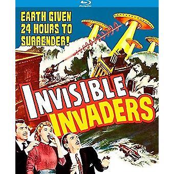 Invasores invisibles (1959) [Blu-ray] USA importar