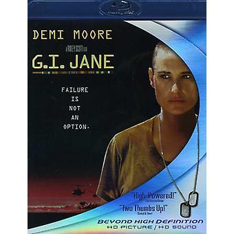 Gi Jane [BLU-RAY] USA import