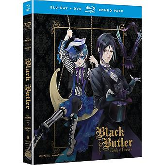 Black Butler: Book of Circus - Season Three [Blu-ray] USA import