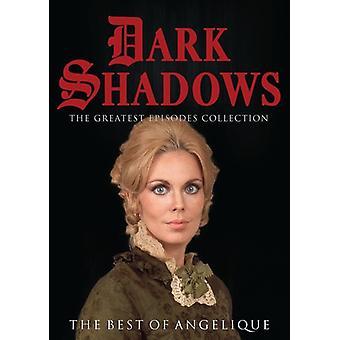 Dark Shadows: Best of Angelique [DVD] USA import