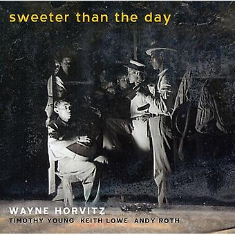 Wayne Horvitz - sødere end dag [CD] USA import