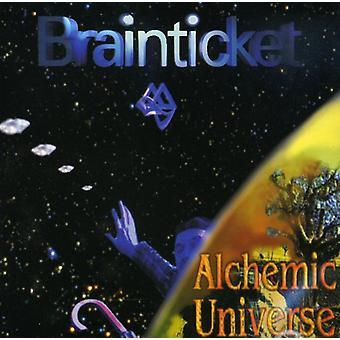 Brainticket - alchemiczna wszechświata [CD] USA import