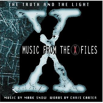 X-Files-Truth & the Light - TV Score [CD] USA import