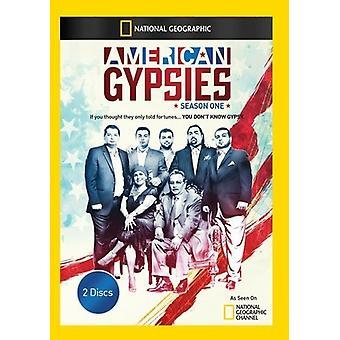 Amerikanische Zigeuner: Staffel 1 [DVD] USA import