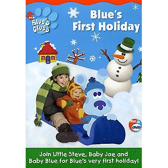 Blue's Clues - Blues First Holiday [DVD] USA import