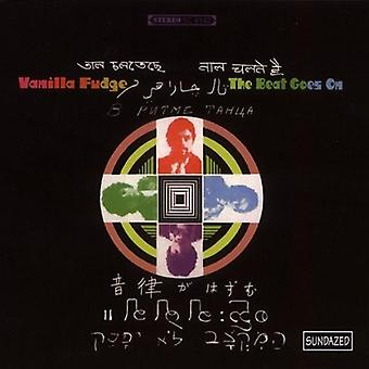 Vainilla Fudge - el golpe va en importación de Estados Unidos [CD]