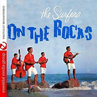 Surfers - On the Rocks [CD] USA import