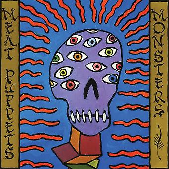 Meat Puppets - monster [Vinyl] USA import