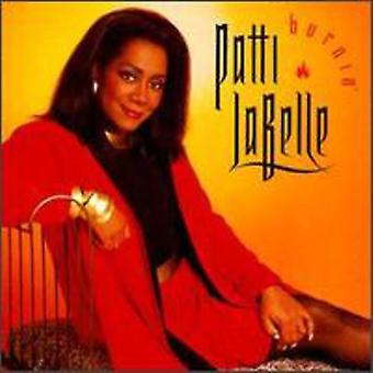 Patti Labelle - Burnin' [CD] USA import