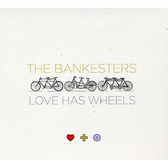 Bankesters - importación de amor tiene ruedas [CD] Estados Unidos