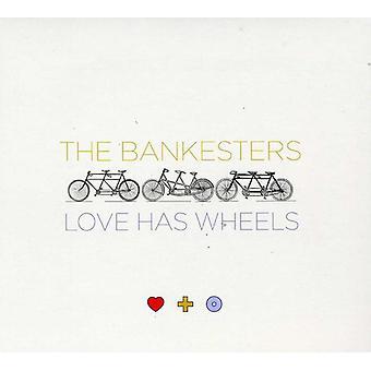 Bankesters - kärlek har hjul [CD] USA import