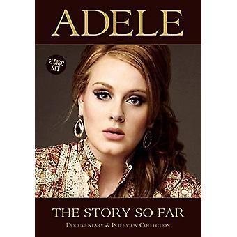 Adele - importación de los E.e.u.u. historia hasta ahora [DVD]