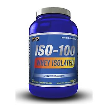 Perfect Nutrition Iso-100 Straberry / Banana (Sport , Proteine und Kohlenhydrate)