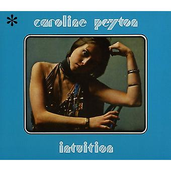 Caroline Peyton - Intuition [CD] USA import