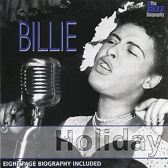 Billie Holiday - Jazz biografi serien [CD] USA import