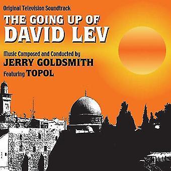 Jerry Goldsmith - gå op af David Lev [CD] USA import