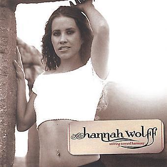 Hannah Wolff - streve mot harmoni [DVD] USA import