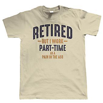 Vectorbomb, si ritirò Mens Funny T Shirt (S alla 5XL)