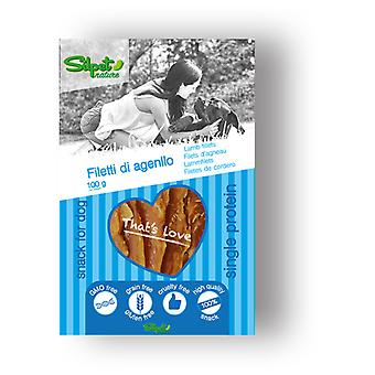 Silpet Lamb Fillets (Dogs , Treats , Eco Products)