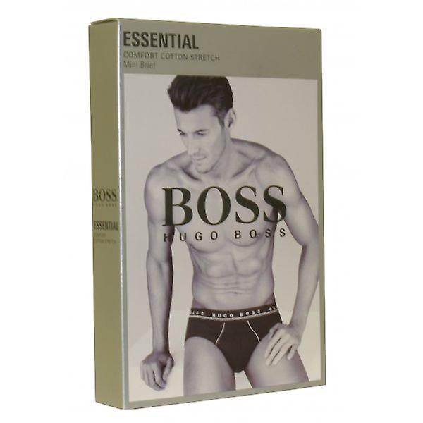 Hugo Boss Essential Mini Brief, Black