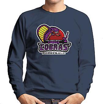 Lilla Champs Globo Gym lilla Cobras høvdingebold mænds Sweatshirt