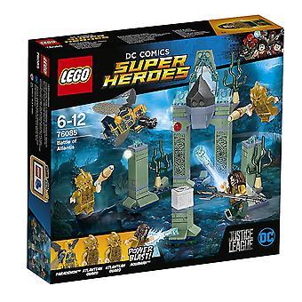 LEGO Super Heroes 76085 bataille d'Atlantis jouet