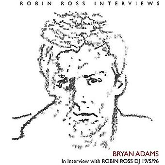 Bryan Adams - Interview 19 5 96 [CD] USA import