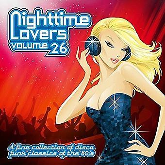 Nighttime Lovers - Vol. 26-Nighttime Lovers [CD] USA import