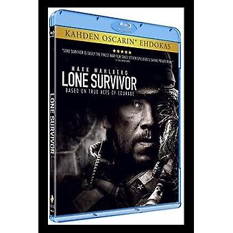 De lone Survivor (Blu-ray)