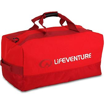 Lifeventure Expedition 120L Duffle Bag (Red)