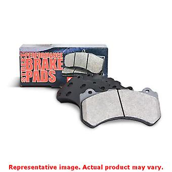 StopTech Brake Pads - Street Performance 309.04610 Rear Fits:NISSAN 1989 - 1996