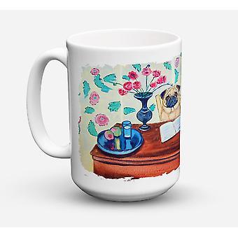 Once de lave-vaisselle sûre pour micro-ondes céramique Coffee Mug 15 Carlin
