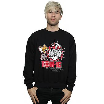 Tom And Jerry Men's Tomic Energy Sweatshirt