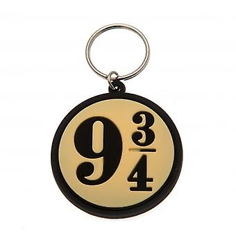 Harry Potter Keyring 9 and 3 Quarters