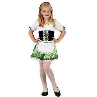 Dziecięce stroje karnawalowe strój niemiecki dziewczyna dziewczyny