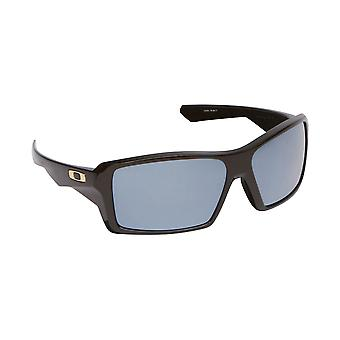 Eyepatch 1 Replacement Lenses Black & Silver by SEEK fits OAKLEY Sunglasses